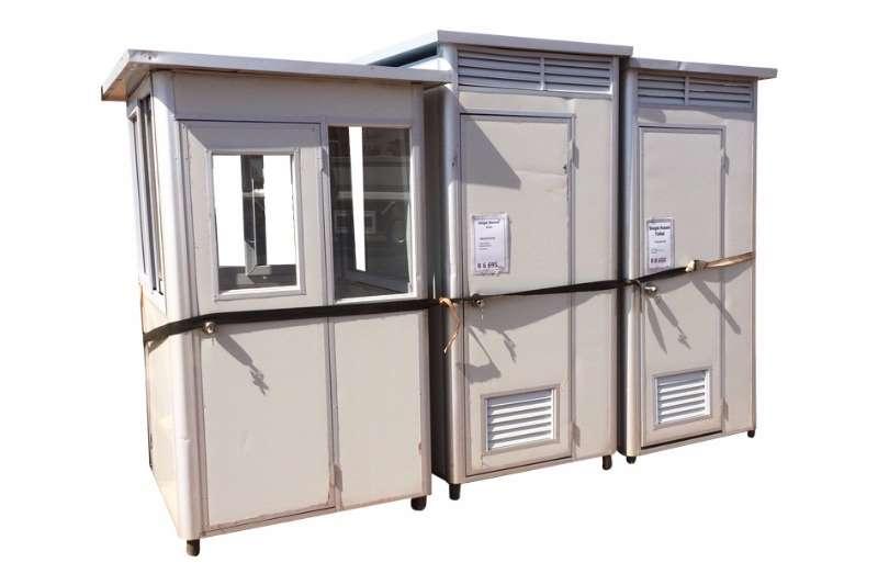2020 Sino Plant  Sandwich Panel Single Room Unit - Guard House