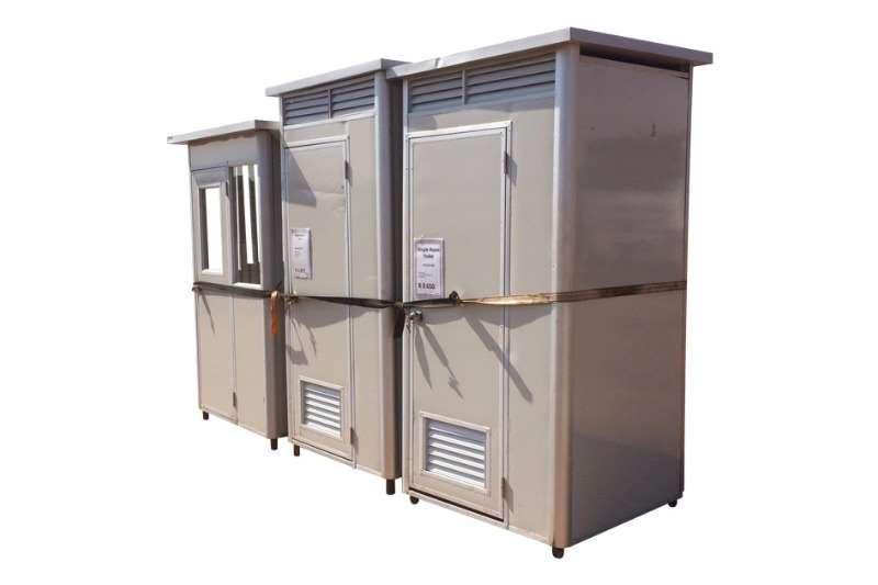 2020 Sino Plant  Sandwich Panel Single Room Unit - Shower