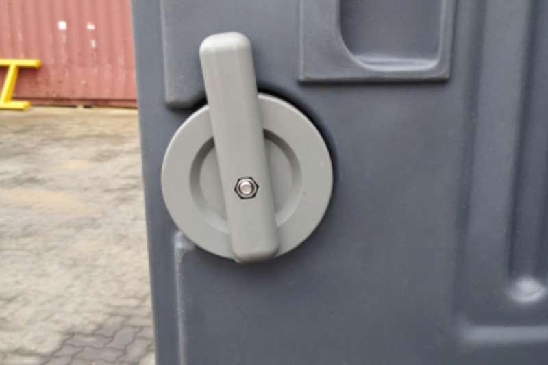 2021 Sino Plant  Single Toilet - Plastic Shell
