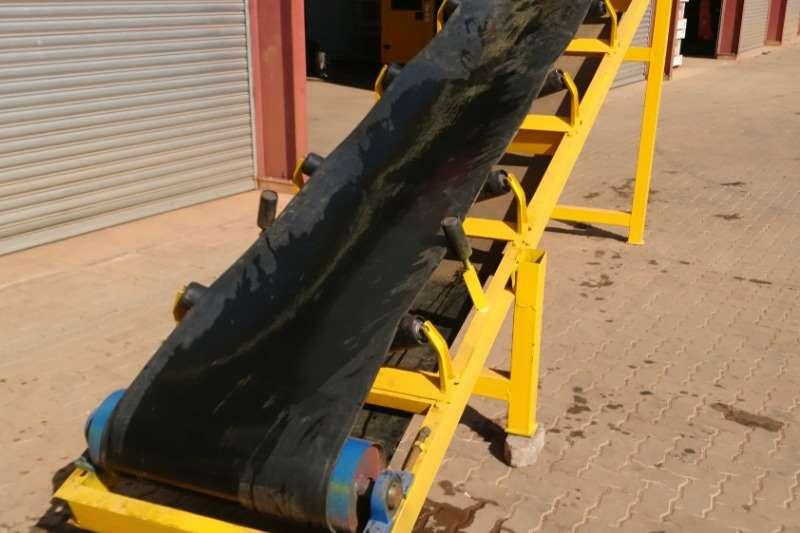 2020 Sino Plant  Conveyor Belt 380V 6 metre