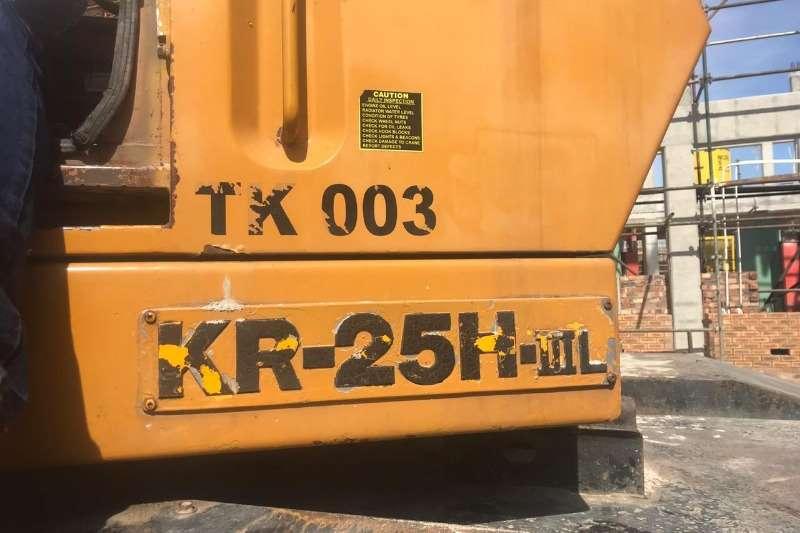 1989 Kato  KR25H-3L 25 TON MOBILE CRANE