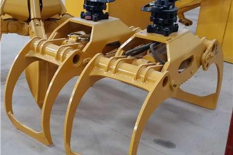 2020 Sino Plant  Log Handler (6-10 Tons)