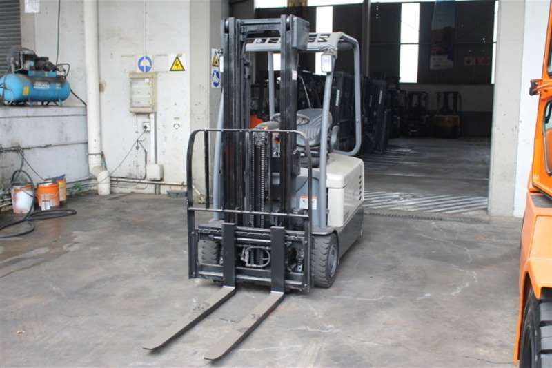Crown Forklifts Crown SC5340 1.6 2013