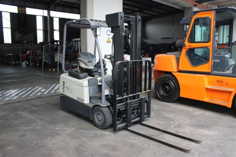 Crown Forklifts Crown SC5340 1.8 2013