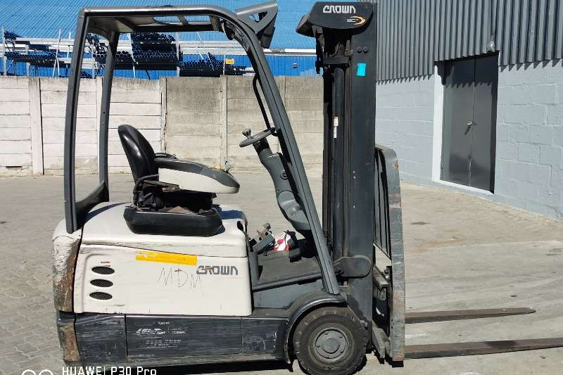 Crown Forklifts Crown SCT6040 1.6 2015