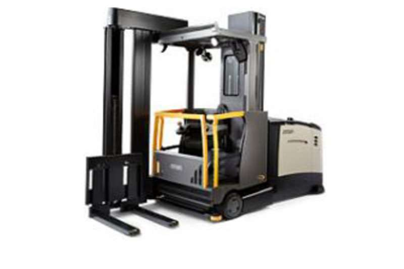Crown Forklifts Electric forklift Crown VNA Turret Trucks – TSP 6500 Series