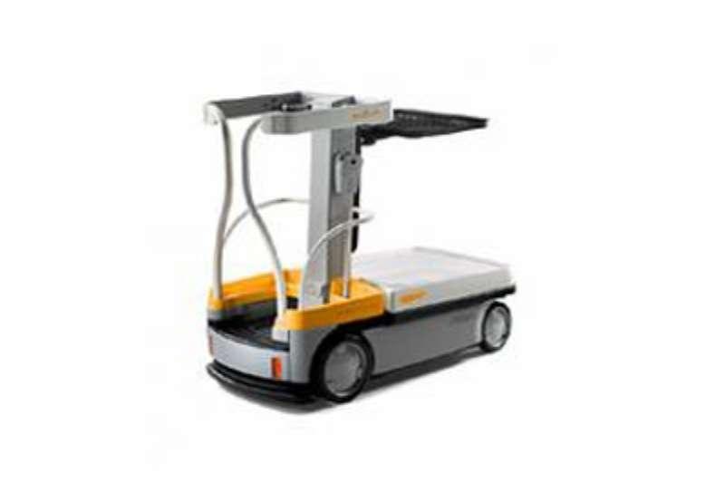 Crown Forklifts Electric forklift Wave Work Assist Vehicle – WAV 60 Series