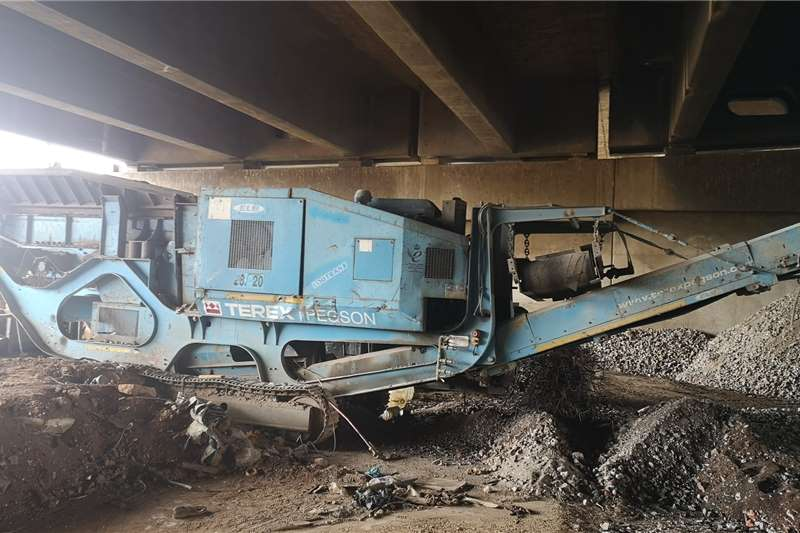 Crushers 2008 Pegson Jaw Crusher 900 x 600, +  10000 hours, 2008