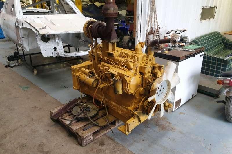 Cummins Engines Cat 3306 di motor 2000