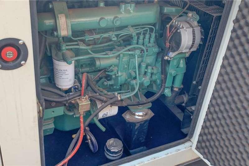 Cummins Silent Type Generator 40 Kva FAW Engine Generator