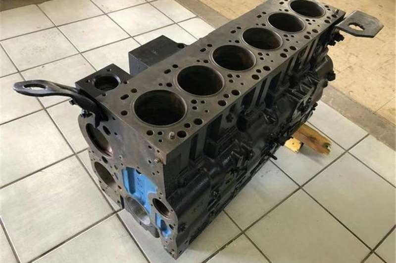 Cummins Graders Cummins QSL ISL 6 Cylinder engine Block