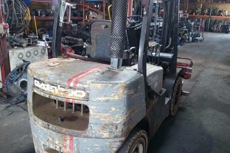 Daewoo Forklifts D30S 3Ton