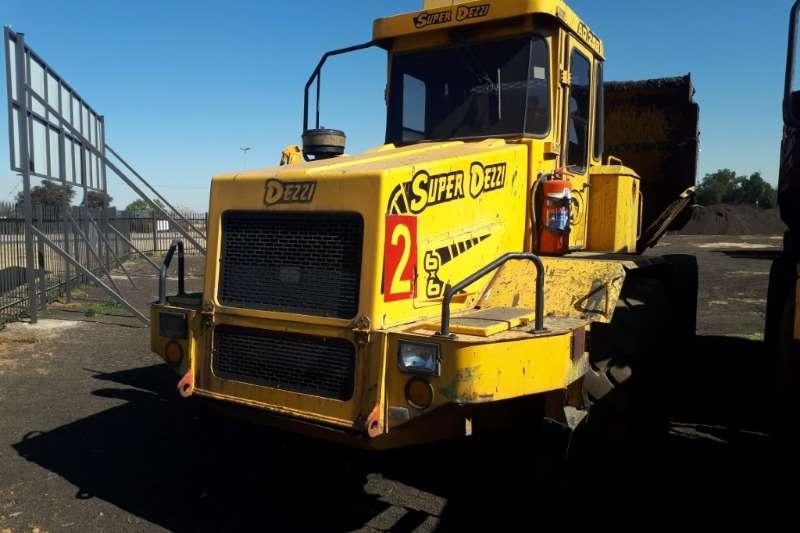 Dezzi Dumpers AD25B Dump Truck 2011
