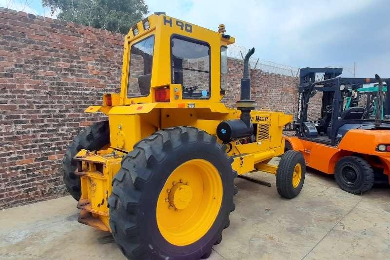 Dezzi Diesel forklift H90 Forklifts