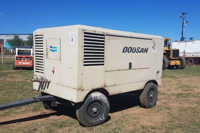 Doosan Compressors 9/235 2012