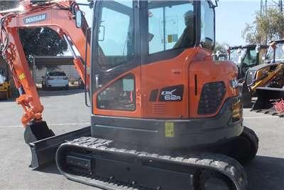 Doosan DOOSAN D62R 3 Excavators