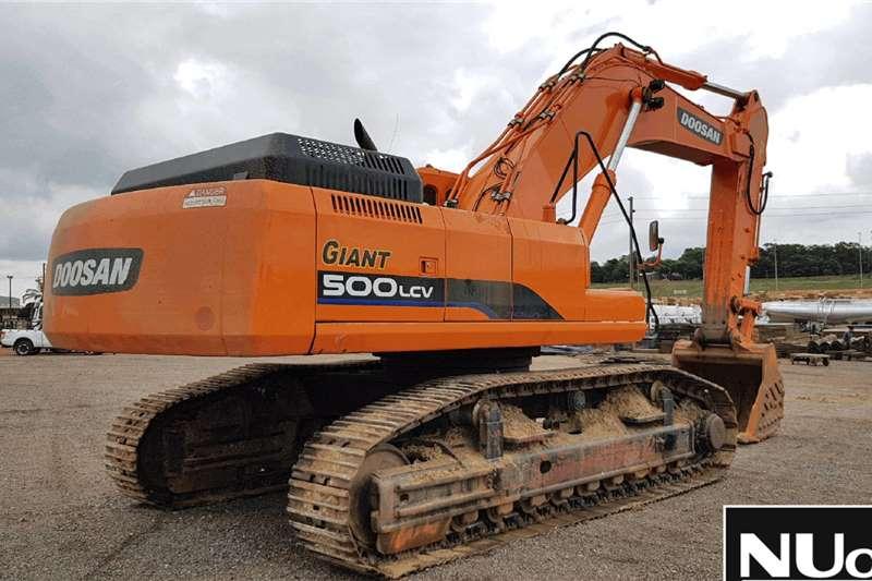 Doosan DOOSAN GIANT SOLAR 500LCV EXCAVATOR Excavators
