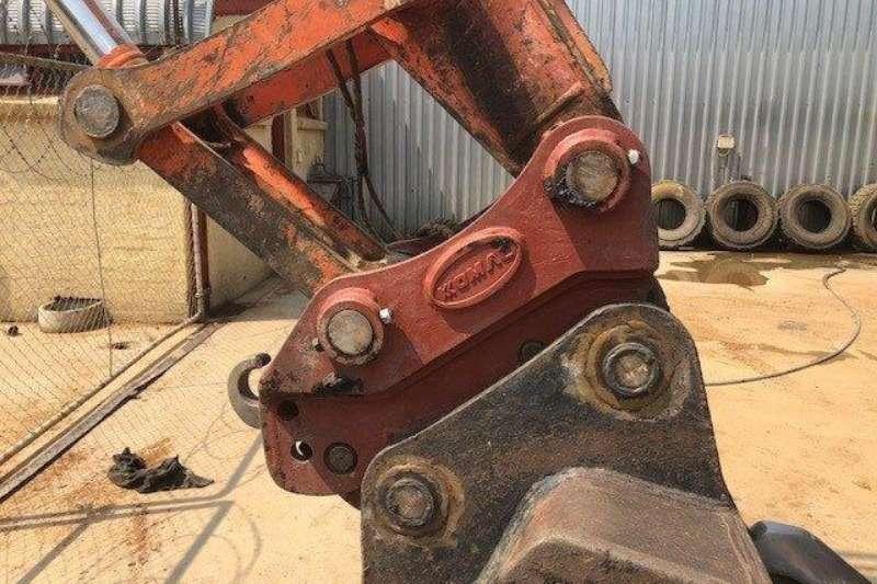 Doosan Excavators S255LCV 2012