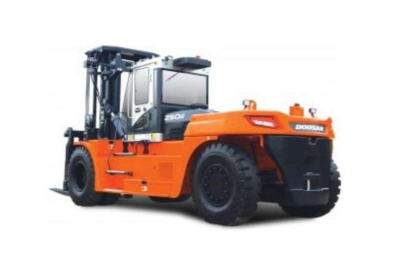 Doosan Forklifts Diesel forklift 18t   25t   Diesel