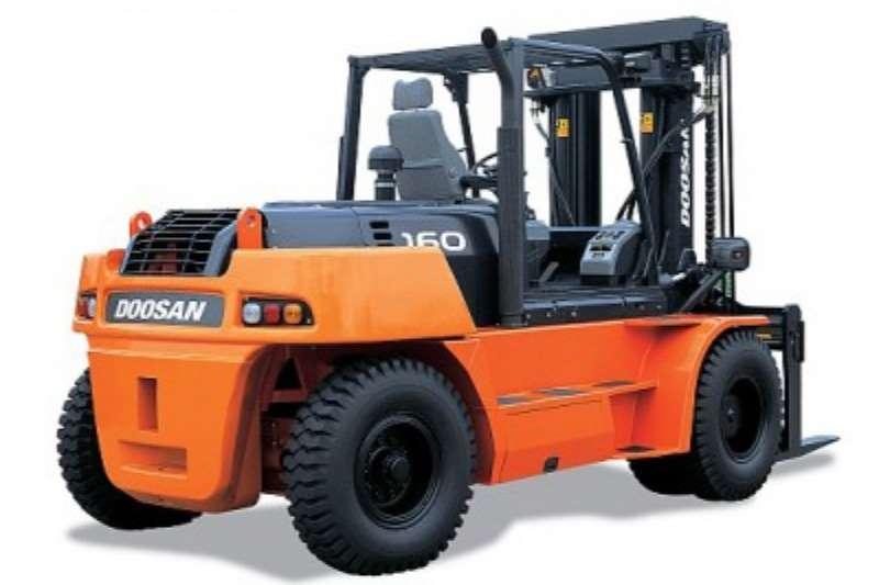 Doosan Forklifts Diesel forklift Doosan11.0t   16.0t   Diesel