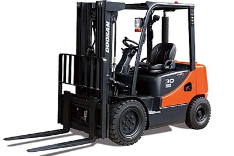 Doosan Forklifts Diesel forklift Doosan2.0t   3.5t   Diesel & LPG