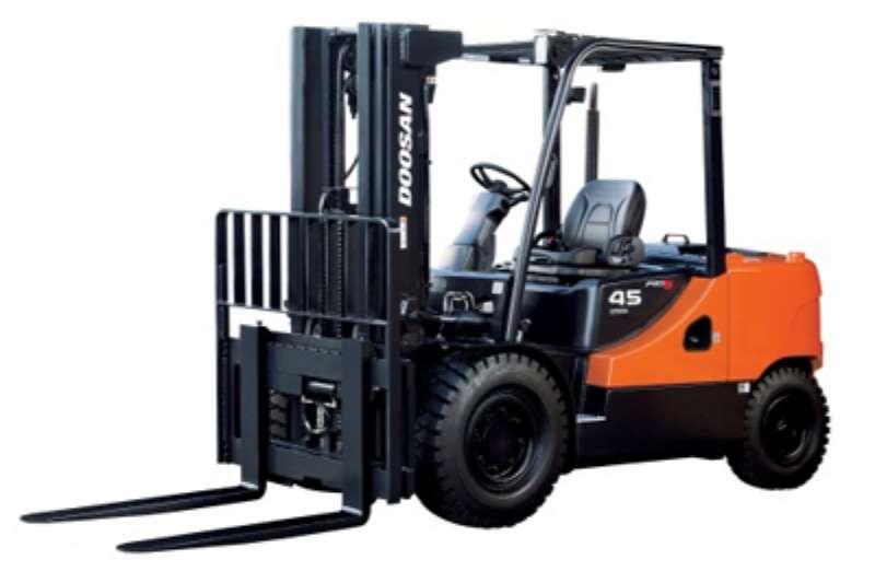 Doosan Forklifts Diesel forklift Doosan4.0t   5.5t   Diesel
