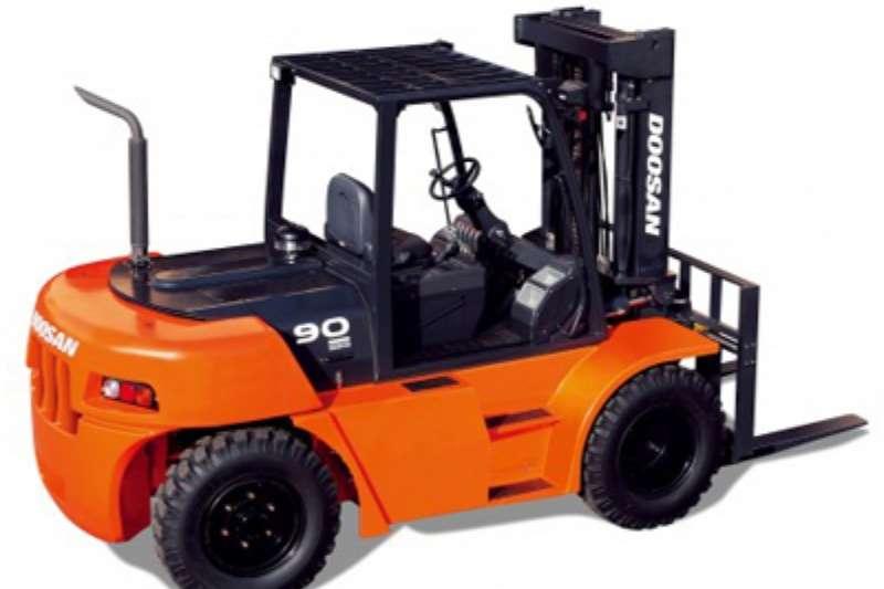 Doosan Forklifts Diesel forklift Doosan6.0t   9.0t   Diesel