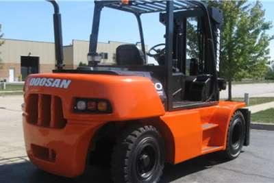 Doosan Diesel forklift Doosan 7Ton Diesel Forklift Forklifts