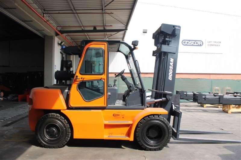 Doosan Forklifts Doosan D70S 5 2013