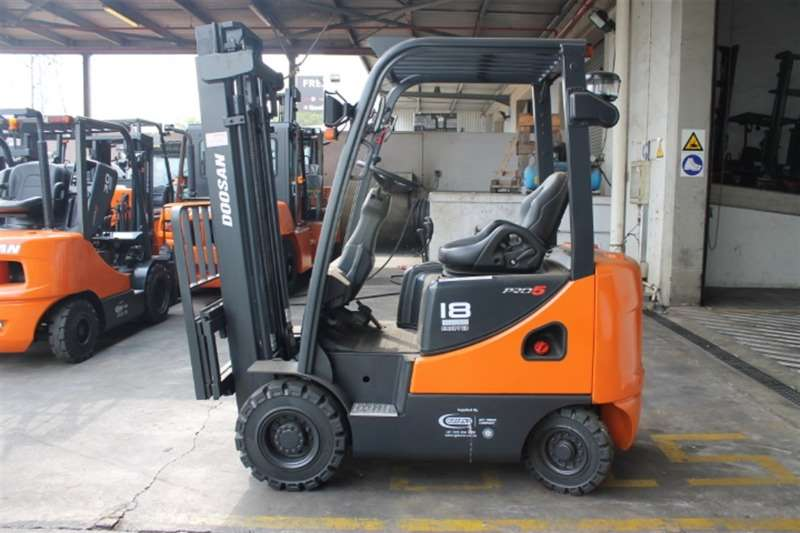 Doosan Forklifts Doosan – G18S 5 DF 2012