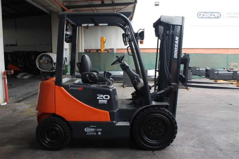 Doosan Forklifts DOOSAN   G20E 5 2012