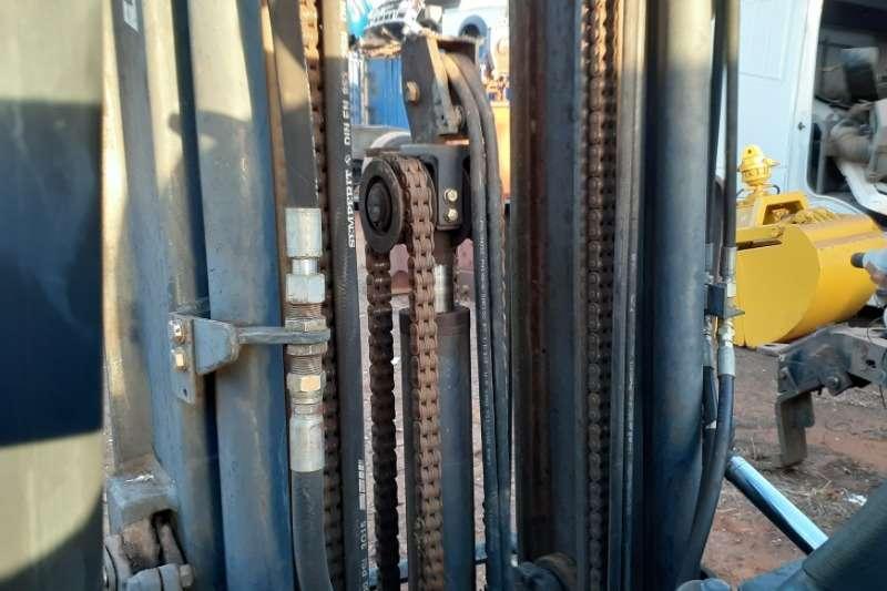 Doosan Doosan G25P 5 2.5 Ton Gas Forklift Forklifts