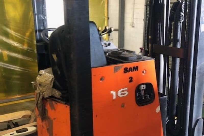 Doosan Forklifts Reach TruckBR16JW 2014