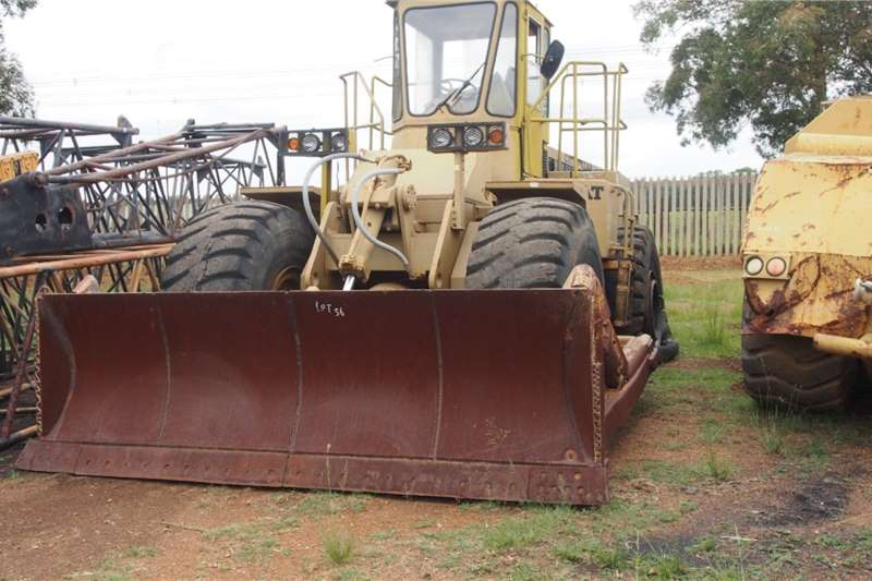 Caterpillar  Cat 824C wheeldozer