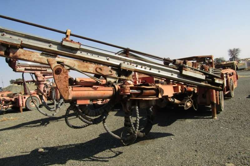 Drill rigs in South Africa | Junk Mail