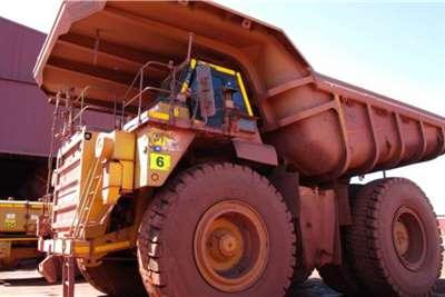 Caterpillar 789C Rigid Dump Truck Dump truck