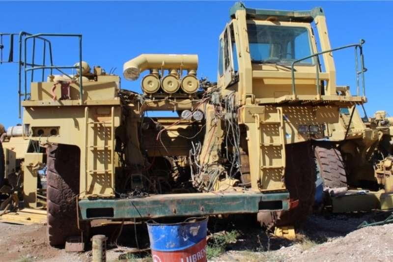Dump Truck Komatsu HD785-5 80Ton Dump Truck 2008