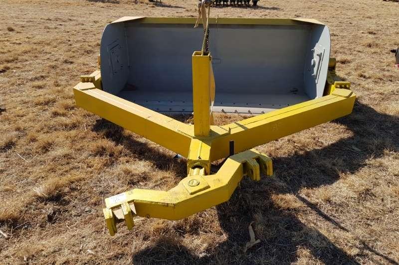 Dumpers 3 cubic meter dambuster