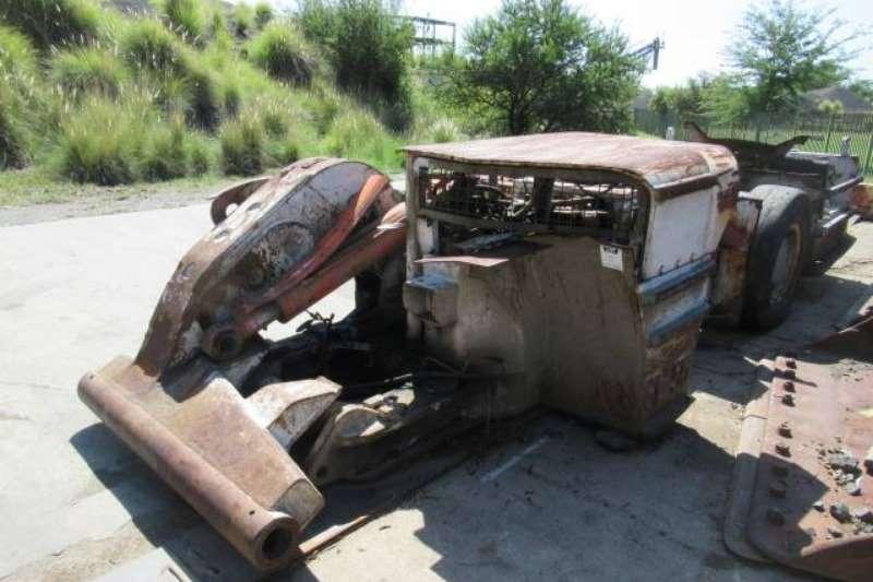 Dumpers Aard 5.5, Stripped Load Haul Dumper