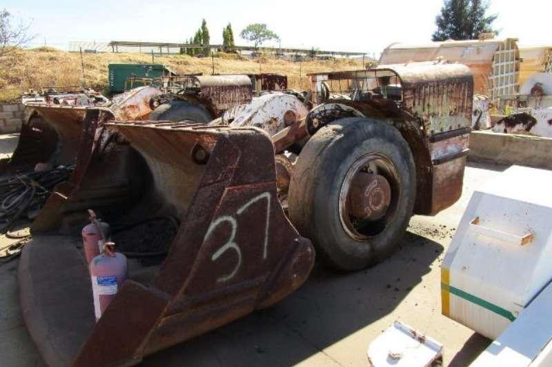 Dumpers Boart Longyear LHD LF5.5 Load Haul Dumper