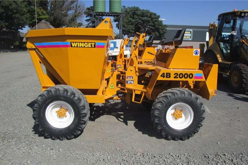 2012 Winget  4B200