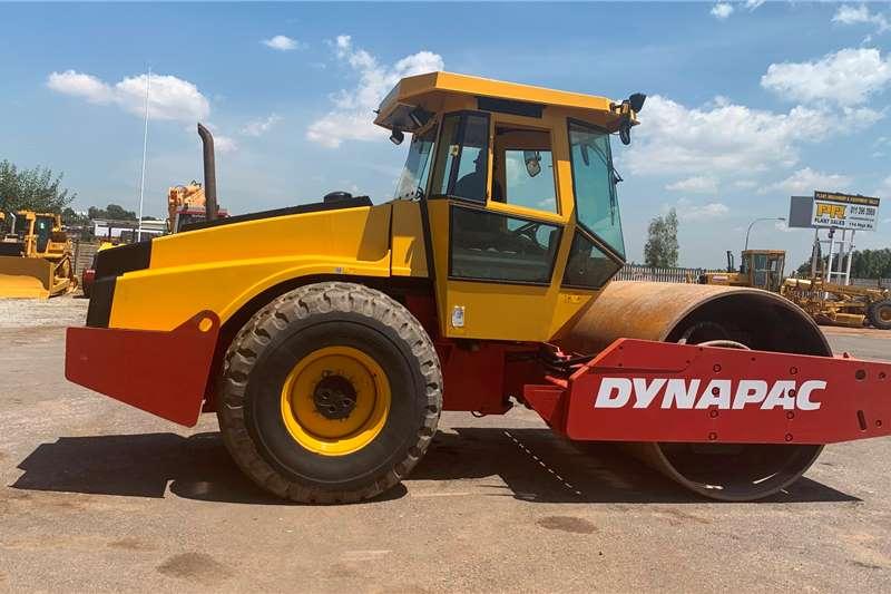 Dynapac Roller Dynapac CA602D 2009