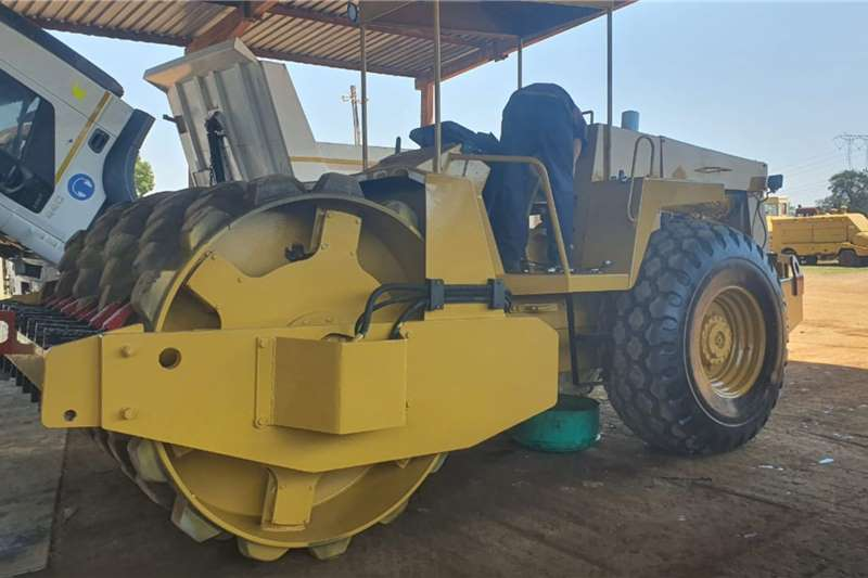 Dynapac Patfoot 12 Ton Roller Rollers