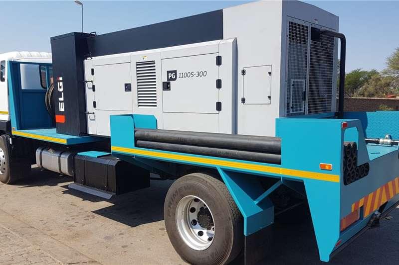 ELGI VERTEX   COMPRESSOR POWERSTAR TRUCK Compressors