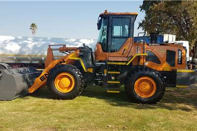 ENSIGN Construction Ensign YX638 Loaders