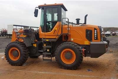ENSIGN Ensign YX636 Wheel loader