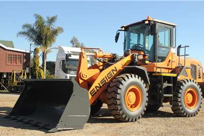 ENSIGN Ensign YX638 Wheel loader