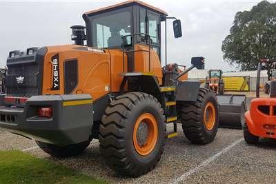 ENSIGN Ensign YX646 Wheel loader