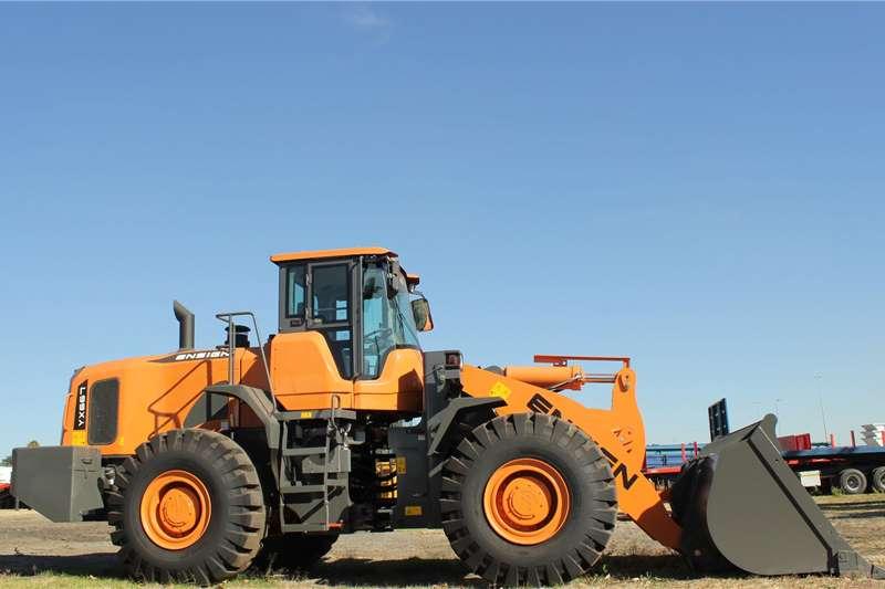 ENSIGN Ensign YX667 Wheel loader