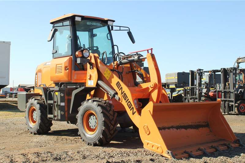 ENSIGN Ensign YX828 Wheel loader